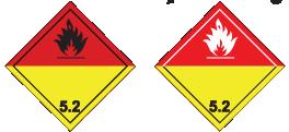 Опасные грузы: Органические пероксиды