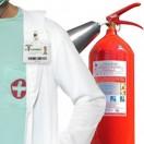 Пожарно-технический минимум для руководителей и лиц, ответственных за обеспечение пожарной безопасности лечебных учреждений