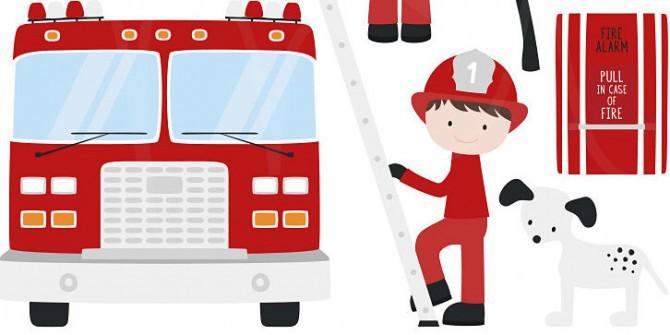 Пожарно-технический минимум дошкольных учреждений и общеобразовательных школ. Курс обучения