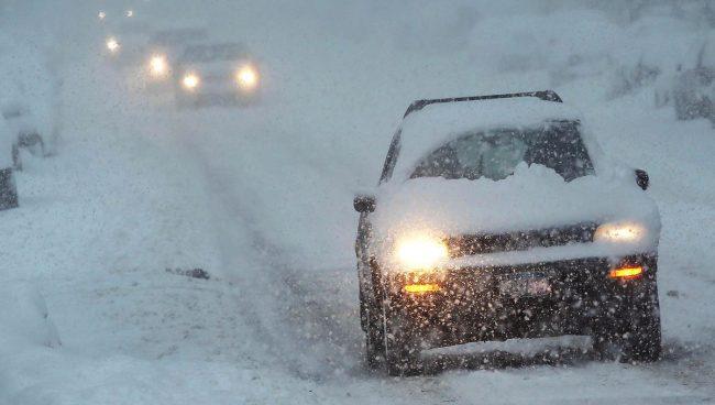 Защитное вождение. Зимнее вождение. Вождение в сложных условиях